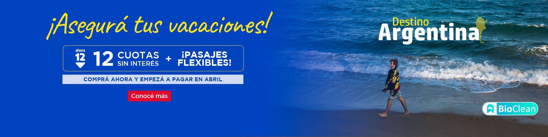 beneficios compra vacaciones verano 2020 2021 argentina viajar micro flecha bus V 3